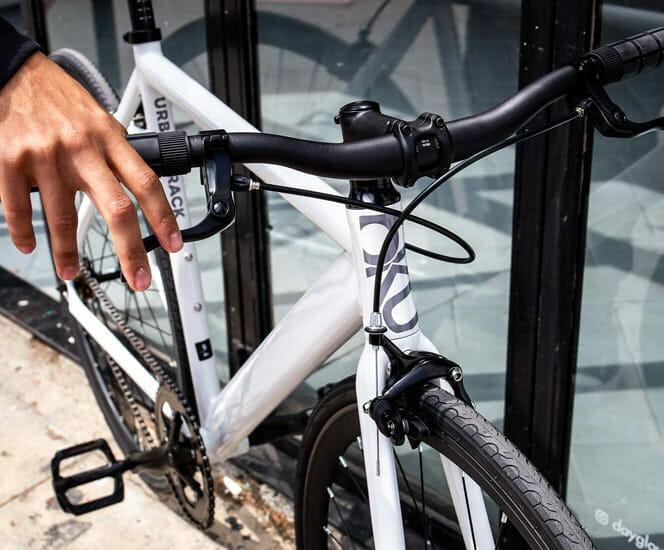 6 KU Fixie Is Easy To Assemble