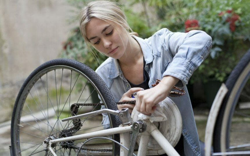 Maintaining Your Bicycle
