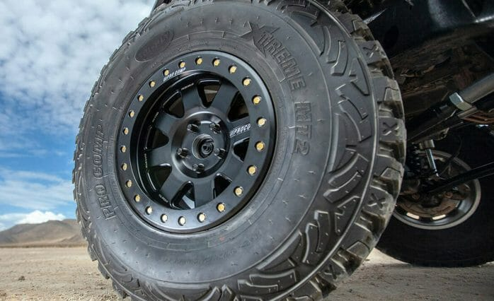 Tire Size (Width, Height, Sidewall Height)