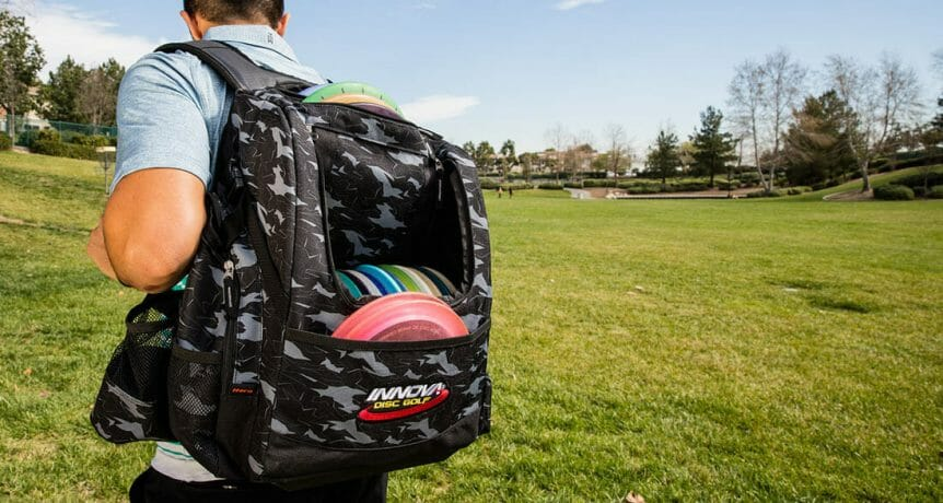How To Choose The Best Disc Golf Bag For You