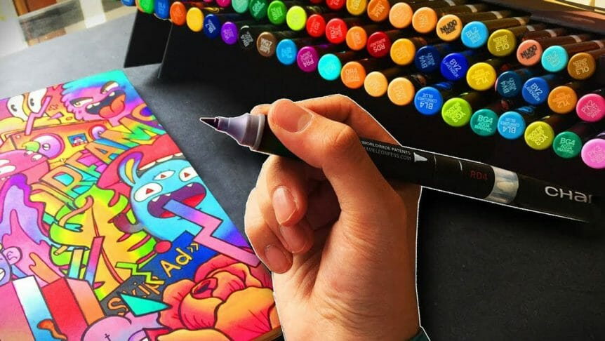 What Are Copic Markers?