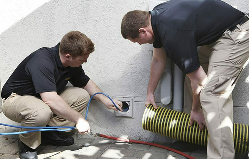 Maintaining A Clean Dryer Vent
